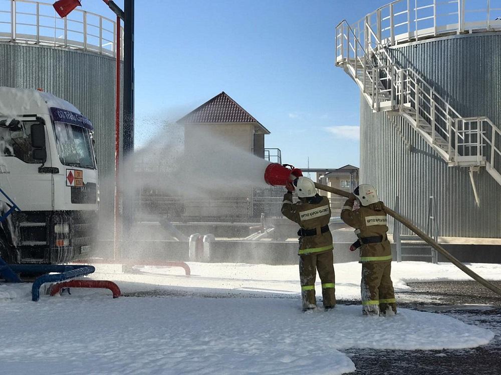 противопожарные учения (1)